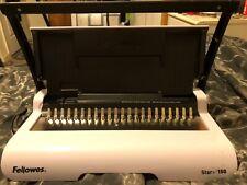 More details for comb binder machine