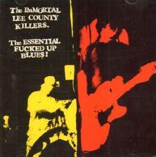 The Immortal Lee County Killers(CD Album)The Essential-Estrus-ES1277D-U-