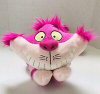 "20"" Disney Authentic Alice in Wonderland Cheshire Cat Plush Toy Doll"