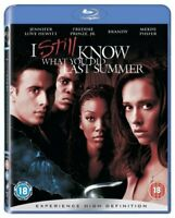 I Still Know What You Did Last Summer [Blu-ray] [2008] [Region Free] [DVD]