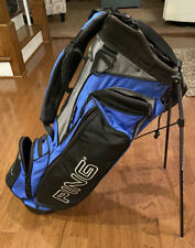 Ping Hoofer Vantage H2O Stand Bag - Very Good Condition