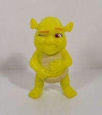 "2007 Ogre Baby Boy Winking 3.5"" McDonald's Action Figure #7 Shrek 3 the Third"