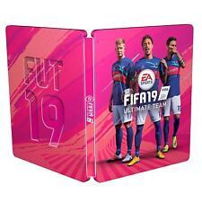 Fifa 19 Steelbook Steel Housse Steelcase sans Jeu Produit Neuf