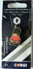 Corgi Gs62502 Diamond Jubilee Pin Badge - Queen's Guard