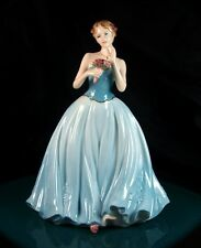 Coalport Figurine Dearest Rose 1st Quality Excellent Condition