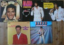 """Elvis Presley , 3 Doppel-LPs + 2 LPs, Vinyl 12"""" ,  guter Zustand, Sammlung"""