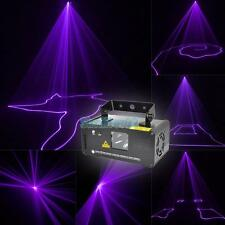 SUNY Remote DMX 512 Laser Stage Lighting Scanner DJ Disco Projector Party Light