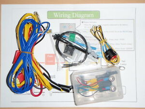 Fog lamp Light Wiring harness Switch Diagrams For Hyundai Kia Universal Vehicle