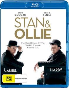 STAN & OLLIE (2018) [NEW BLURAY]