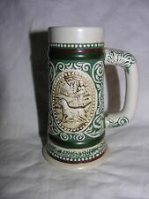 Avon Vintage 1983 Hunting English Setter Fishing Made In Brazil Small Stein Mug