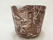 "Vintage James Kent Staffordshire Old Foley Pot, Made in England, 5 1/2"" High"