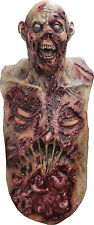 HALLOWEEN ADULT ZOMBIE SUPER MASK CHEST SKULL MASK PROP
