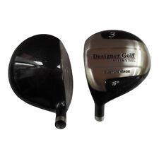 Designer Golf LH 3 Fairway Wood Head
