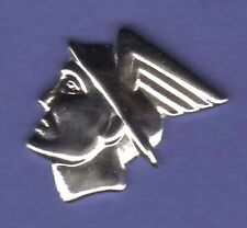 MERCURY HEAD HAT PIN LAPEL PIN TIE TAC BADGE #0450