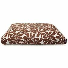 New listing Chocolate Plantation Large Rectangle Indoor Outdoor Pet Dog Bed With Removabl.