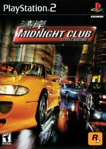 Midnight Club: Street Racing - Playstation 2 Game Complete