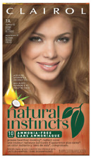 Clairol Natural Instincts Hair Color 7A Dark Cool Blonde (Pack of 3)