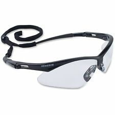 Kimberly-Clark Safety Eyewear Jackson V30 Nemesis W/ Neck Cord 12/CT CL 25679