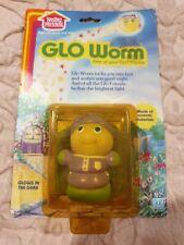 Vintage Playskool 1980's Glo Friends Gloworm - GLO WORM Original Packaging
