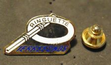 Ringuette Pierrefonds Quebec Pin Lapel