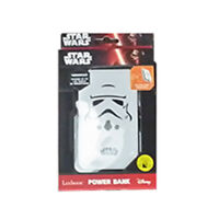 Diseny Star Wars Stormtrooper Phone Charger Smartphone Tablet SuctionCup 4000MAH