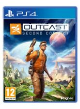 Outcast Second Contact (PS4) NEW & SEALED Fast Dispatch Free UK P&P