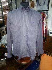 Camicia HARMONT & BLAINE Uomo Shirt Man Chemise Blouse Camisa Taglia Size XL