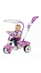 Little Tikes 4-in-1 Trike - Pink Box Is Damaged Used