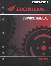2009-2011 HONDA MOTORCYCLE CRF450R SERVICE MANUAL (255)
