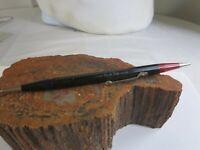 Vintage Autopoint Black Red Lead Dual End Mechanical Pencil RP28