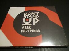 """CD DIGIPACK NEUF """"DON'T STAND UP FOR NOTHING"""""""