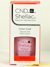 CND Shellac Gel Polish UV/LED Gel Color Base Top Coat /Choose Any Color PART A*