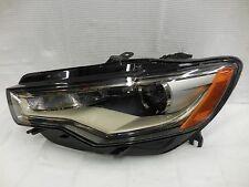 12 13 14 2012-2014 AUDI A6 LEFT DRIVER XENON HEADLIGHT P/N 4G0941005E OEM 3278