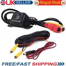 170° Wide Angle Car Rear View Reverse Camera IR CCD HD Night Vision Waterproof
