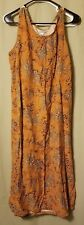 UNIFORM Woman JOHN PAUL RICHARD - Floral Sleeveless Dress Plus Size 1X   *KT10