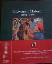 ROBERTO UNGARO - GIOVANNI MALESCI 1884-1969  ,2008