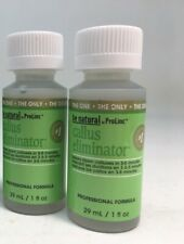2 Pack: Pro Linc Be Natural Pedicure Callus Eliminator 1oz/30ml 833379001015 @