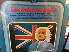SEALED LP THE LONDON BACH  JOHANN CHRISTIAN BACH VIENNA SYMPHONY Paul SACHER