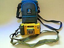 Minolta Weathermatic Dual 35 AF Underwater Film Camera Made In Japan