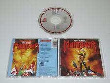 MANOWAR/KINGS OF METAL(ATLANTIC 7567-81930-2) CD ALBUM