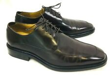 Cole Haan Size 10.5 M Dark Brown Leather Split Toe Air Soles Oxfords Shoes