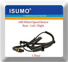 1 ABS Wheel Speed Sensor ALS2382 Rear L / R Fits: Town & Country Caravan C/V