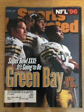 Packers & Chiefs Sports Illustrated, September 2, 1996