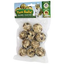 New listing Yum Balls! Squirrel Munchies - Natural Treat - Squirrel, Gerbil, Degu, Rodents