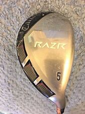 Callaway RAZR X Hybrid 5(27*), Womens Flex Graphite Shaft