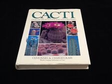 Cacti Over 1200 Species Illustrated and Identified Innes & Glass 1991