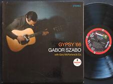 GABOR SZABO Gypsy '66 LP IMPULSE AS-9105 US 1965 RVG Sadao Watanabe Grady Tate