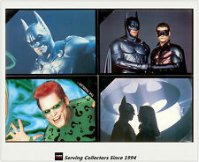 *1995 Australia Dynamic Batman Forever Movie Trading Cards Base Set (110)