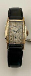 Antique Rolex Standard Watch 17 Rubis Vintage Rolex Standard Watch 17 Jewels RAR