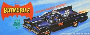 discontinued 2010 POLAR LIGHTS #821 Classic TV Batmobile 1/32 new in the box
